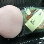 御菓子司 東海 - 羽二重餅と茶通