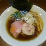 Trigo - 醤油らーめん(\700)