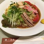 一品香 - 五目冷麺=850円