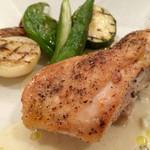 ラディーチェ - 大山鶏のロースト