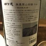 54242735 - 160729東京 魚猫 独楽蔵(裏)
