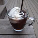 NARAYA CAFE - アフォガード