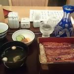 日本橋 鰻 伊勢定 -