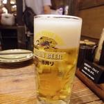 鹿児島県霧島市 塚田農場 - ビール