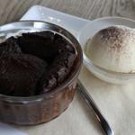shucafe' - ウオーターチョコレートケーキ@430