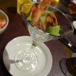 ダイニングガーデン サラ - 料理写真: