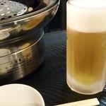 54249839 - H28.3 生ビール(サッポロ黒ラベル)
