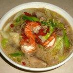 日月潭 - 日月箪麺(2,000円)