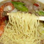 日月潭 - 麺