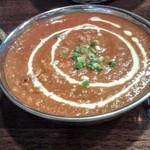 インドネパール料理 ミトチャ - ランチセットのキーマカレー