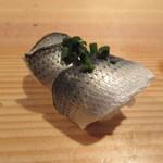 祇園寿司 - 【コハダ】