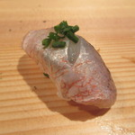 祇園寿司 - 【甘鯛】