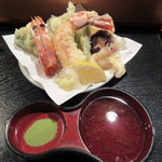 祇園寿司 - 【天ぷら】