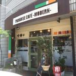 PARADISE CAFE MODERN -