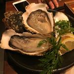 魚と酒 はなたれ - 2016年7月20日 カキ!