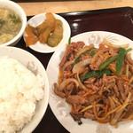 中国料理 鴻運楼 -