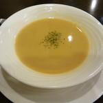 ぐりる樹林亭 - スープ
