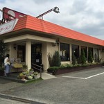 ポパイ ラーメンレストラン - 【2016.7.25】店舗全容。