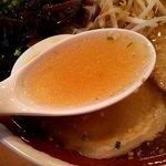 田舎食改革第1弾 嗚呼 隼 - 澄み切った醤油スープ