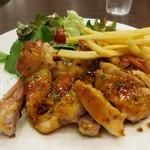 Rolling Roast Chicken -