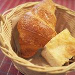 アメリ - 食べ放題のパン