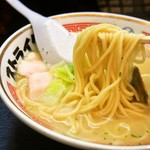 ストライク軒 - シンカー(麺)