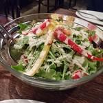 バスクバル・チャコリ - サラダ