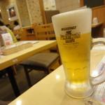 ジョナサン - 生ビール