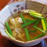 飴源 - 鼈のスープ