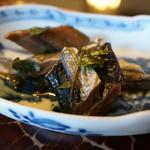 やま竹 - にしんの山椒漬け・・前回食べてハマりました。