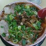 54264747 - チャーシュー麺