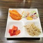 ジャンモ - お惣菜バー(16-07)