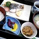 ショッパー桜川 - 【2016.7】本日の焼き魚定食(500円)