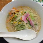 リンガーハット - 長崎ちゃんぽん 麺2倍(400g) 583円
