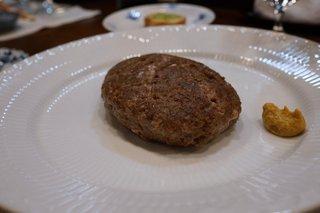 かわむら - 隣の人のハンバーグ