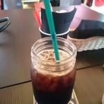東南アジア食堂 マラッカ - アイスコーヒー460円税込