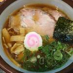 麺屋 藤 - 阿波地鶏醤油ラーメン 並  680円