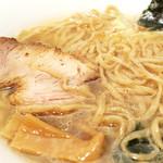 麺道 しゅはり - 麺もこだわり (・∀・)