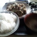 ドライブイン吾妻 - 料理写真: