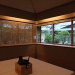 Benkei - 個室から中庭を眺める('10.09)