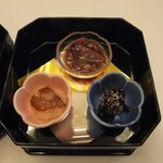 Benkei - 前菜1('10.09)