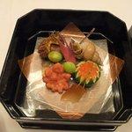 Benkei - 前菜2('10.09)