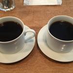カフェ オブスキュラ - インドネシアとガテマラ