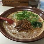 担々麺 信玄 - 白ごま坦々麺(700円)