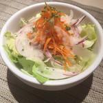 バルタザール  - ランチのサラダ