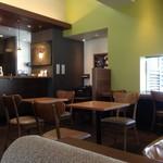 スターバックスコーヒー - 綺麗な店内