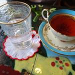 可笑的花 - 英国式紅茶