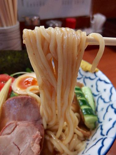 麺恋処 いそじ - 冷やし中華2016・中盛(940円)