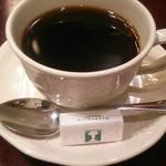 54274004 - キッシュの写真撮り忘れてコーヒーのみ。