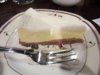カフェ・ドゥ・スゥヴニール - チーズケーキ